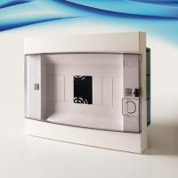 Flush mounting enclosures